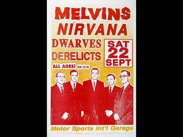 09/22/90 - Motor Sports International Garage, Seattle, WA