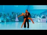 Видео с международного турнира по спортивно-бальным танцам в Тирасполе