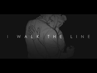I WALK THE LINE McHanzo