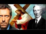 Dr. House diz a Verdade Sobre Jesus Cristo e John D.Rockefeller.