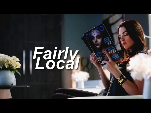 Lena luthor | fairly local