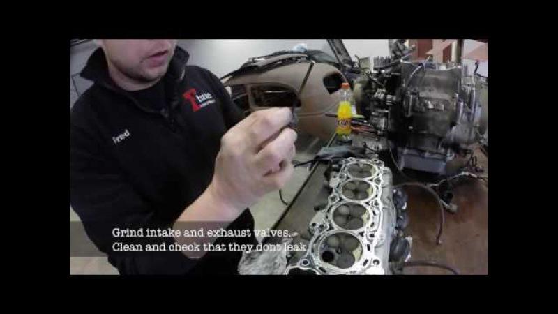 Honda CBR 600 f4i assembly!