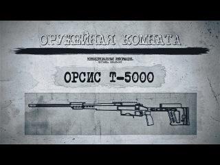 Оружейная Комната Warface: ОРСИС Т-5000