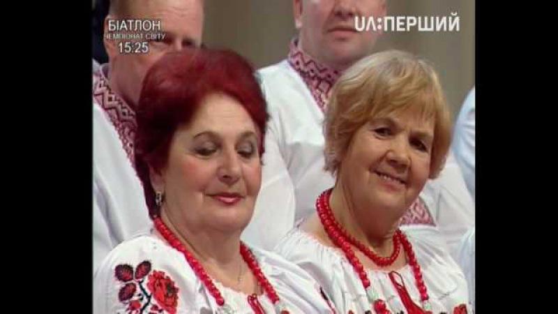 Семенівці на телебаченні. Телепрограмма