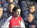 Арсенал 2 - 1 Челси, 200102