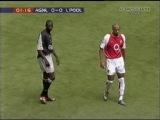 Арсенал 1 - 0 Ливерпуль, 2002