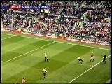 МЮ 0 - 1 Арсенал, 200102