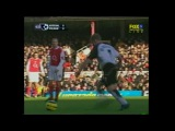 Арсенал 2 - 0 Фулхэм, 200405