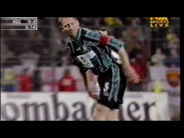 Werder Bremen 2-4 Arsenal UEFA Cup 199900 FULL MATCH