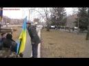 15 февраля 2014. Миргород. Звірячий оскал комуністів 15 лютого 2014 р
