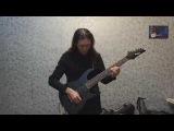 Vinnie Moore - Rain (cover)