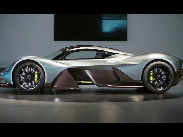2018 Aston Martin AM-RB 001 Hypercar