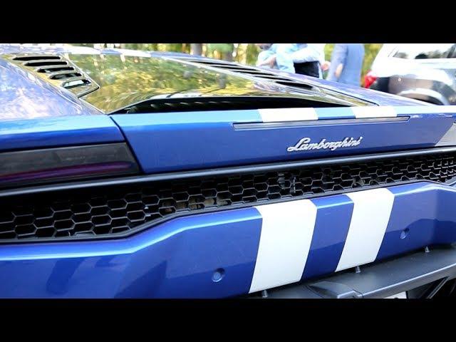 Lamborghini Huracan - Глав тест-драйв / Glav Test Drive