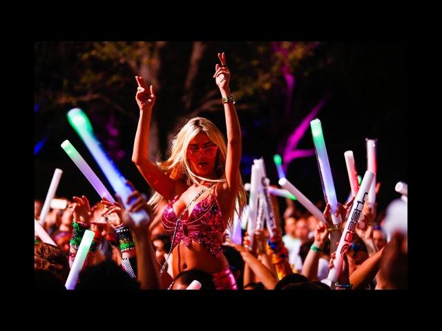 Клубняк ★ Фестиваль електронной танцевальной музыки México 2017
