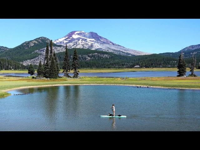 Oregon Cascades USA in 4K Ultra HD
