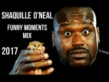 Shaquille O'Neal Funny Moments 2017 HD