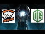 RU OG vs Virtus.Pro  Major Россия против Европы Dota 2 Dotaplay