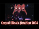 Lust Of Decay LIVE - Central Illinois Metalfest 2004 - USA - FULL SHOW - Dani Zed