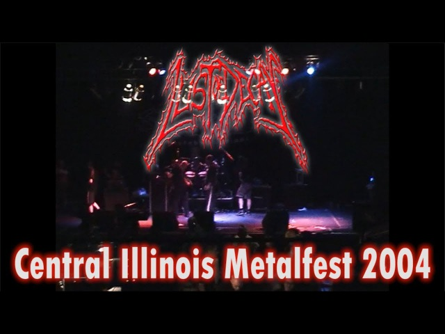 Lust Of Decay LIVE Central Illinois Metalfest 2004 USA FULL SHOW Dani Zed
