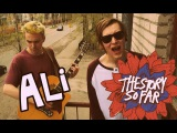 The Story So Far - Ali   Acoustic Cover By Cat In the Box