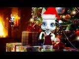 Zoobe Зайка С Новым Годом, задорное поздравление!