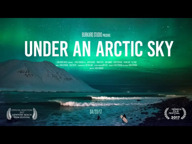 Under An Arctic Sky - Official Trailer 1