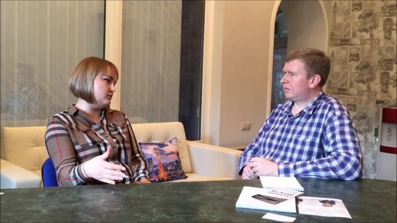 интервью с Викторией Цух, представителем DLD CoLLeges