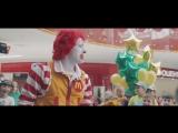 Праздник улыбок 02.09 - открытие МакДональдс в ТЦ МОМО