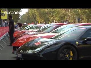 Ferrari празднует юбилей   #Форекс #ФондовыйРынок #Бизнес #Трейдинг  #Памм #Инвестиции #Деньги #Брокер  #forex