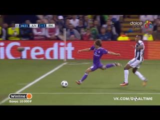 Ювентус - Реал Мадрид 1:3. Криштиану Роналду (дубль)