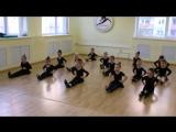 Видео-урок (II-семестр май 2017г.) - филиал Центральный, группа 4-6 лет, Детская Шоу-хореография