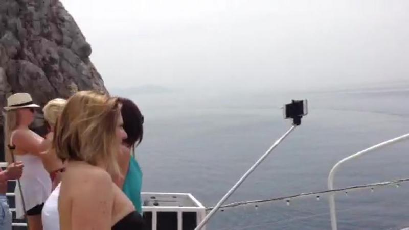Двіж на яхті