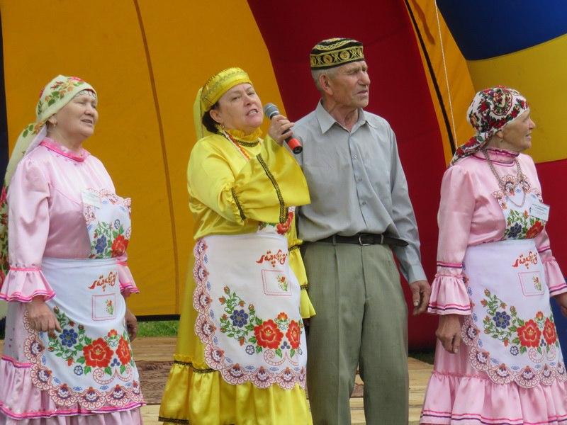 Сабантуй, Чайковский, 2017 год