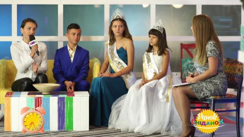 Катерина Шуть та вихованці Gloria Model Style у