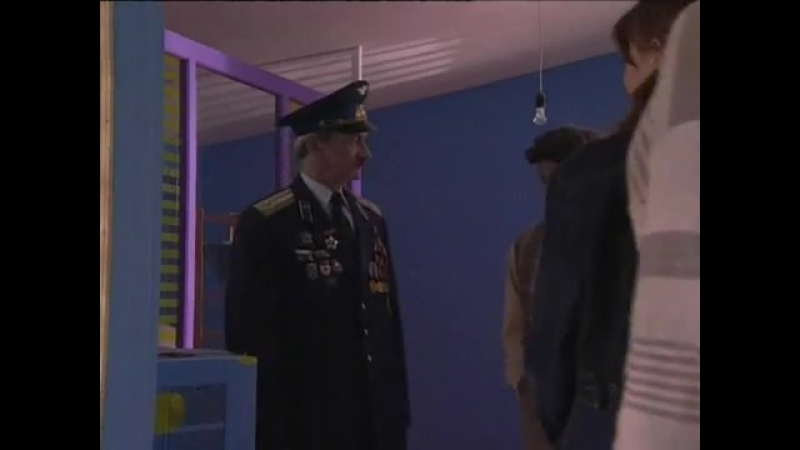 Агентство НЛС 1 сезон 4 серия 2001г