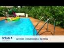 BADUJET dispositivo contra corriente para mantaja en piscinas