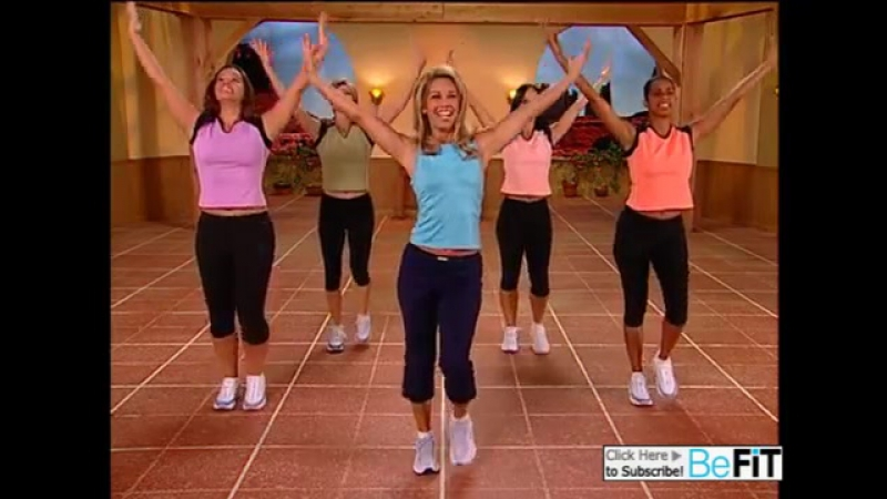 Denise Austin_ Fat-Blasting Cardio Walking Workout- Beginner
