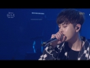 [SHOW] 7.05.2017 JunHyung - Through The Night (IU Cover) @ KBS2 Yoo Hee Yeol's Sketchbook