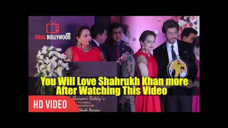 MUST WATCH! You Will Love Shah Rukh Khan More After Watching This Video