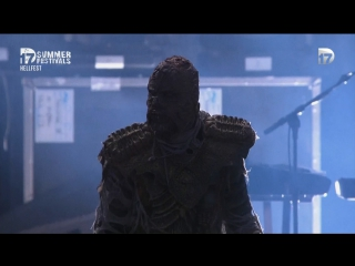 LORDI - Whos Your Daddy? [live at Hellfest 2013] (HD)