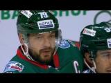 Первый гол Андрея Маркова за «Ак Барс»