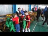 Гімназія Бобровиця vs ЗОШ Холми 8 - 1 (частина третя)