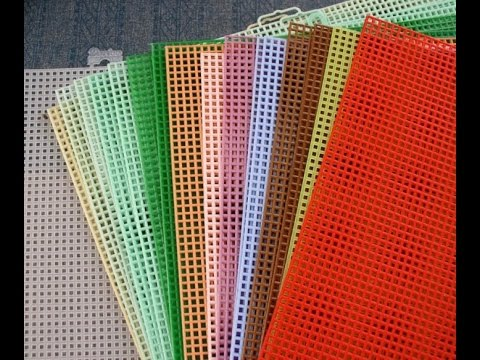 Виды канвы для вышивок 511