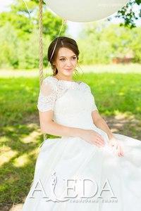 Наша 👰💍#невестаАледа #brideAleda Александра Гарманова в платье  👗 Кейт 😍 #millanova