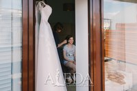Наша 👰💍#невестаАледа #brideAleda Дарья Зинкевич в платье  👗 Левина😍 #gabbiano фотограф: Дарья Имбирь https://vk.com/familyfotos