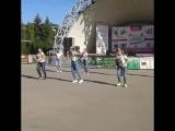 А сегодня мы танцуем  под хиты короля поп-музыки - Майкла Джексона в парке Победы! Танцуйте вместе с Прайм Фитнес! Ждем вас на т