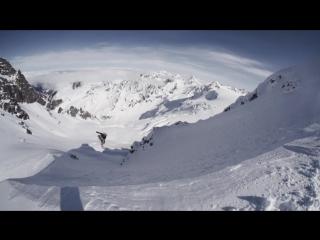 Bode Merrill -- Бэккантри сноубординг