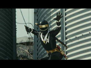 Ninja Sentai Kakuranger 3