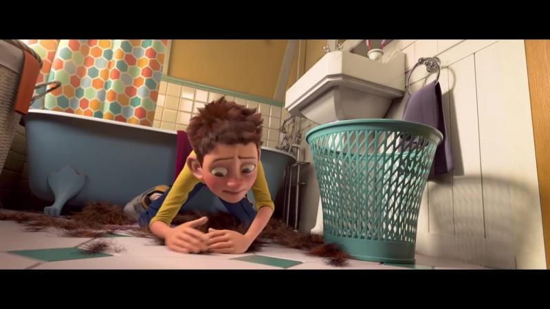«Стань легендой! Бигфут Младший» 3D, мульт. (6)
