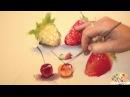Садовые ягоды вишня и черешня их отличие Ольга Базанова